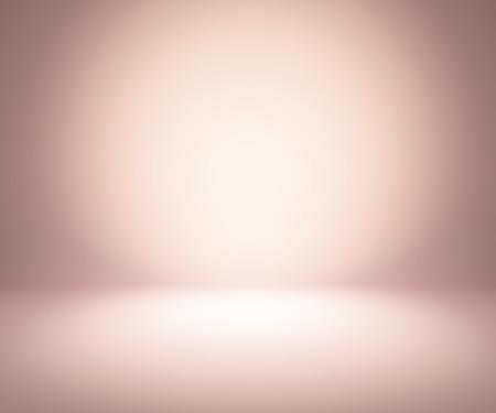 rose kleur verloop achtergrond rendering voor weergave of montering uw producten Stockfoto
