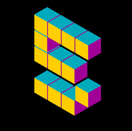 number five: isometric number five