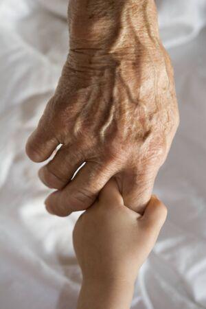 senescence: generations hands
