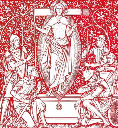 eschatology: resurrection of christ
