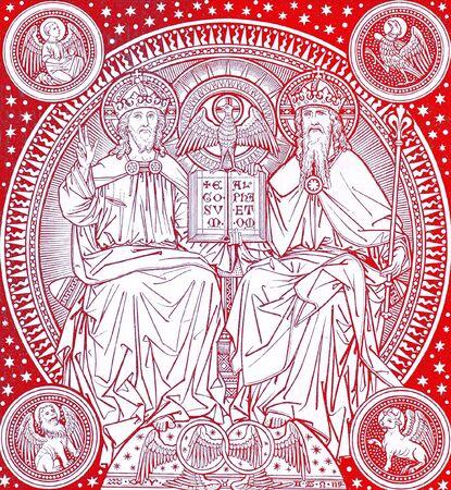 eschatology: holy trinity