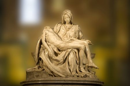 Michelangelo - Pieta in Rome