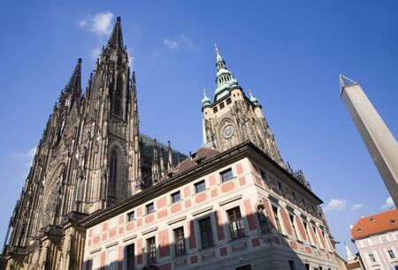 vitus:  Prague - st. Vitus cathedral