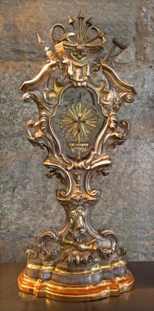 cappella: Mila - reliquia de santa Cruz - Museo Cappella Portinari por