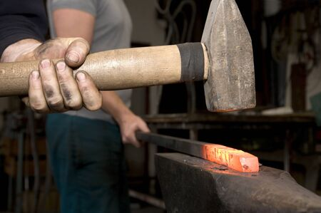 forgeman:  hands of the smith by the work