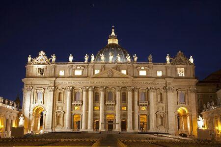 st peter s basilica:  Rome st  Peter s basilica Editorial