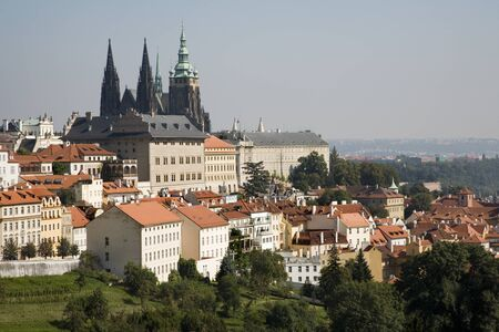 notability:  cathedral and castle in prague