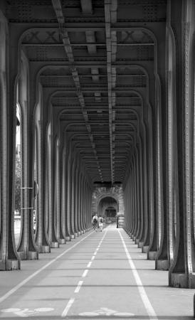 bir: Paris -  Bir Hakeim bridge