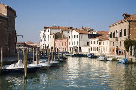 murano:  Venice - canal Grande di Murano
