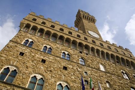 palazzo:  Florence - town-hall Palazzo Vecchio