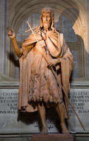 przodek: Florence - Sankt Joho Baptist Zdjęcie Seryjne