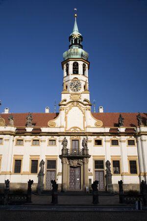 notability: Prague - Loreto baroque church