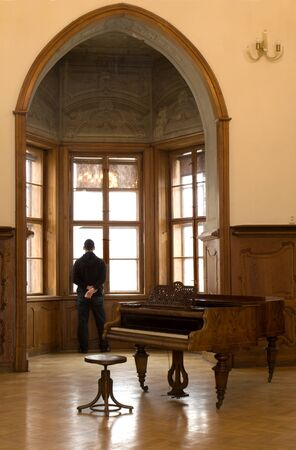 joueur de piano: inspiration de pianiste