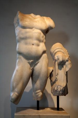 palatine: Rome - torso from Palatine musuem