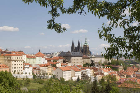 notability: st  Vitus cathedral and castle in Prague
