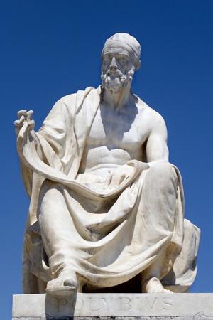 thukydides statue from vienna  Stock Photo - 17880638