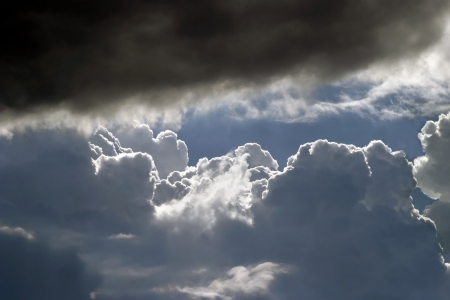 commotion: cloudscape for the storm