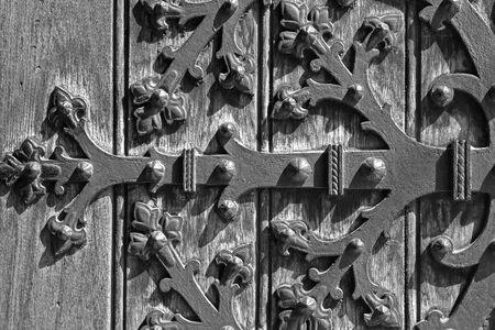hinge in Vienna - Votivkirche