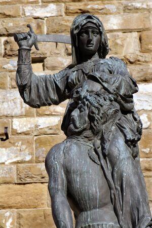 slasher: Florence - sculpture for Palazzo Vecchio