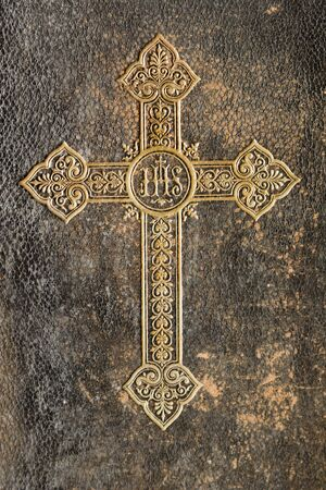 christendom: cross from old bible