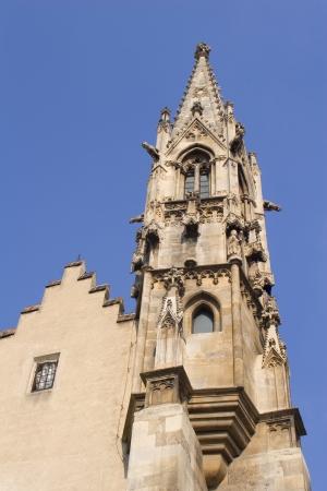 christendom: gothic in Bratislava - Klarisky