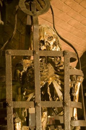 angor: mummy in angor - Siena Stock Photo