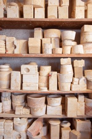 matrices: matrices from pottery