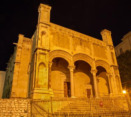 catena: Palermo - Church Santa Maria della catena