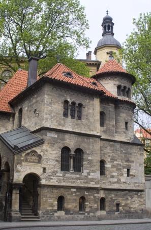 Prauge - Jewish ceremonial-hall
