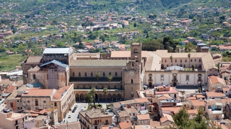 extant: Palermo - Monreale cathedral is dedicated to the Assumption of the Virgin Mary and is one of the greatest extant examples of Norman architecture in the world. Cathedral was completed about 1200.