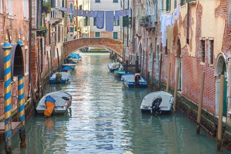 francesco: Venice - Look from Ponte de San Francesco bride to Rio di San Francesco