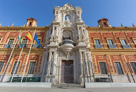 palacio: Seville - The Palace of San Telmo (Palacio San Telmo)