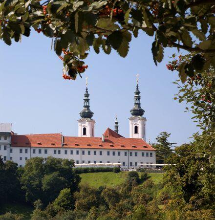 notability: Prague - Strahov monastery