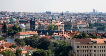 notability: otulook over Prague