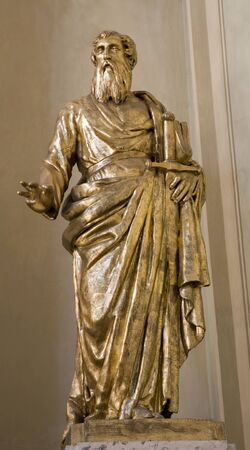 st. Paul from Vienna church  Lichtenthaler Pfarrkirche
