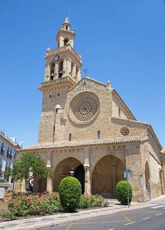 mudejar: Cordoba - The gothic - mudejar church Iglesia de San Lorenzo