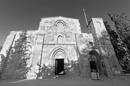 anne: Jerusalem - The portal of St. Anne church