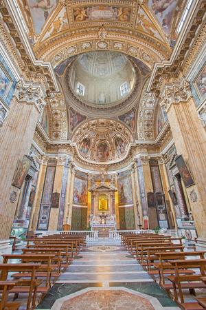 chiesa: ROME, ITALY - MARCH 26, 2015: The in church Chiesa di Santa Maria ai Monti. Editorial