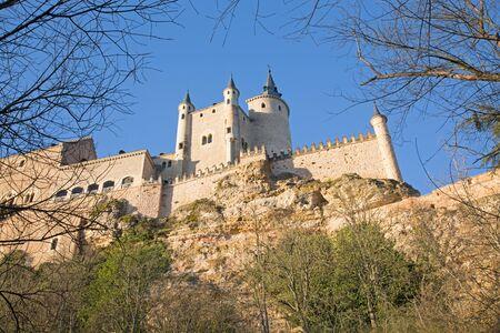 alcazar: Segovia - Alcazar castle