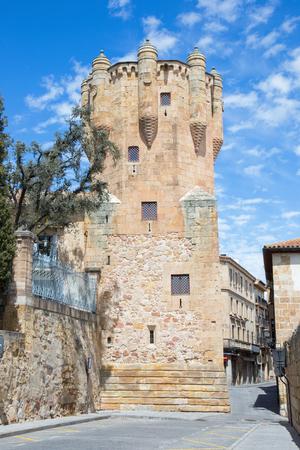 salamanca: Salamanca - The Clavero Tower