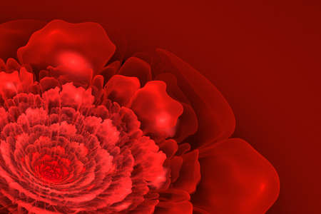 3d flower: This is 3D flower fractal, that looks very interesting on violet background.