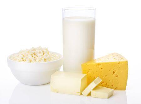 leche y derivados: Productos lácteos frescos
