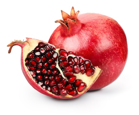 Pomegranate Фото со стока