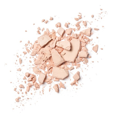 Face powder Standard-Bild