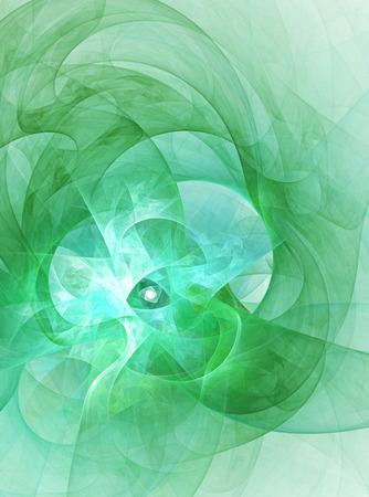awakening: Abstract fractal background on awakening , spring and nature . Vertical