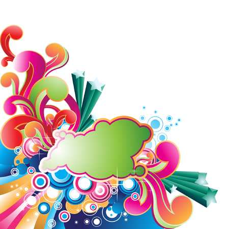 abstract vector illustration Stock Vector - 4912152