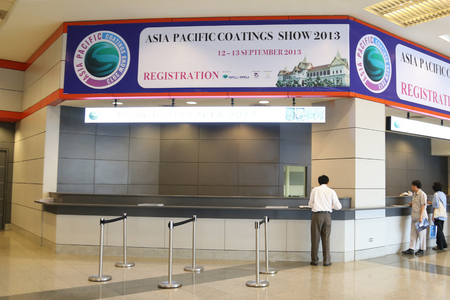 asia pacific: Asia pacific coatings show 2013 Editorial