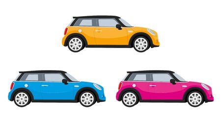 motoring: Car Orange Design