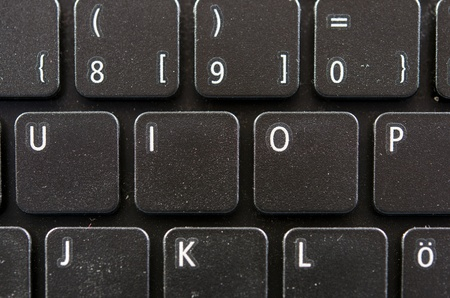 input devices: keyboard-neck
