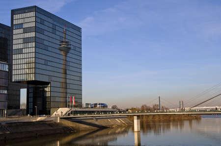 Medienhafen Duesseldorf